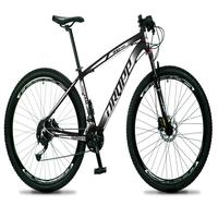 "Bicicleta Aro 29 Dropp Rs1 Pro 27v Alivio, Fr. Hidra E Trava - Preto/branco - 21"" - 21"""