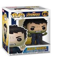 Boneco Funko Pop Marvel Infinity War 2 Hulk Bruce Banner 419