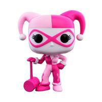 Boneco Funko Pop Heroes Breast Cancer Awareness Harley Quinn 352