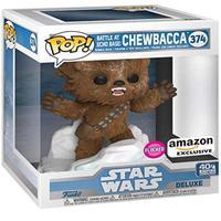 Boneco Funko Pop Star Wars Empire Chewbacca 374