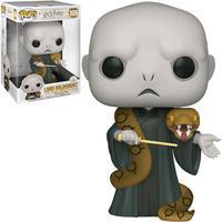 Boneco Funko Pop Harry Potter *super Sized 10* Lord Voldemort 109
