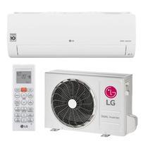 Ar Condicionado Split Lg Voice Dual Inverter 12000 Btus Frio 220v S4uq12ja314.eb2gamz
