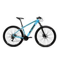 Bicicleta Alumínio Aro 29 Ksw Shimano Tz 24 Vel Ltx Krw20 - 17´´ - Azul/preto