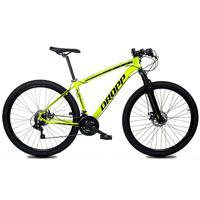 Bicicleta Aro 29 Dropp Z1x 21v Shimano, Susp E Freio A Disco - Amarelo/preto - 19´´ - 19´´