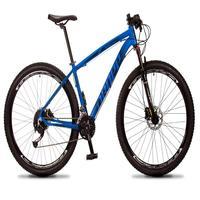 Bicicleta Aro 29 Dropp Rs1 Pro 27v Alivio, Fr. Hidra E Trava - Azul/preto - 15''