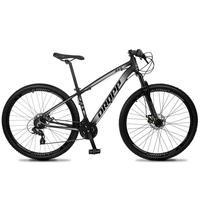 Bicicleta Aro 29 Dropp Z4x 24v Suspensão E Freio A Disco - Preto/cinza - 19