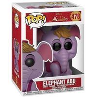Boneco Funko Pop Disney Aladdin Elephant Abu 478