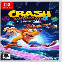 Crash Bandicoot 4 Its About Time - Switch