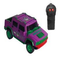Veiculo Power Drivers - Rc 3 Func - The Joker