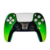 Controle Ps5, Dualsense, Competitivo, Alta Performance, Iron Green
