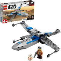 Lego Star Wars X-wing Da Resistência 60 Peças - 75297
