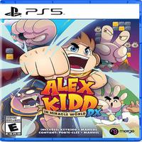 Alex Kidd In Miracle World Dx - Ps5