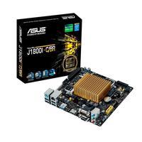 Placa Mãe Para Intel Celeron Integrado, DDR3L, Mini ITX, Asus, J1800I-C/BR