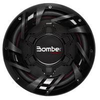 Alto Falante Subwoofer  Carbon 12 Polegadas 500 Watss Rms 4+4 Ohms - Bomber