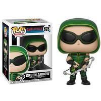 Boneco Funko Pop Smallvile Green Arrow 628
