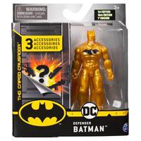Batman - Figura De 10 Cm - Defender Batman- Sunny Brinquedos