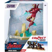 Zoteki Os Vingadores - Homem De Ferro- 15 Cm