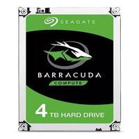 Disco Rígido Interno Seagate, Barracuda, 4tb - ST4000DM004