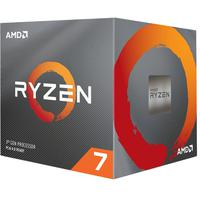 Processador Amd Ryzen 7 3800x 3.9ghz (4.5ghz Turbo), Wraith Prism, Rgb, Am4 - 100-100000025BOX
