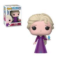 Funko Pop Frozen Ii - Elsa (ice Diamond) Special Edition 594