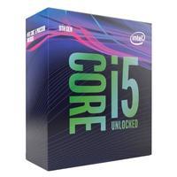 Processador Intel Core I5-9600k 9mb 3.7 - 4.6ghz Lga 1151