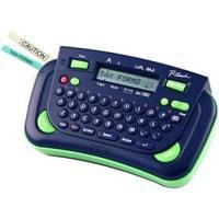 Rotulador Pt80 Azul/verde Brother