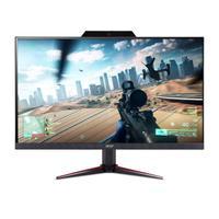 "Monitor Gamer Acer Nitro Vg240y D 23.8"" Fhd 75hz 1ms Led Ips Freesync Webcam Fhd HDMI Dp VGA"