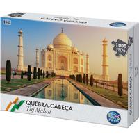 Quebra Cabeça Cartonado Taj Mahal C/1000 Peças