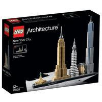 Lego Architecture - Cidade De Nova Iorque - 21028