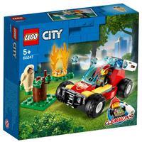 Lego City - Floresta Em Chamas - 60247