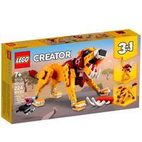 Lego Creator 3 Em 1 - Leão Selvagem - 31112