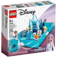 Lego Disney Princess - O Livro De Aventuras De Elsa E Nokk - 43189