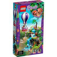 Lego Friends - Resgate Do Tigre Na Selva Com Balão - 41423