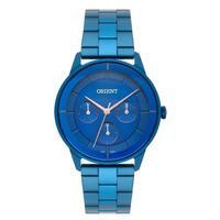Relógio Feminino Orient Analógico Fassm001/d1dx - Azul