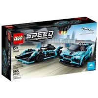 Lego Speed Champions - Formula E Panasonic Jaguar Racing Gen2 Car E Jaguar I-pace Etroph - 76898