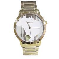 Relógio Feminino Lince Analógico Lrg4512l/b1kk - Dourado