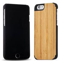 Case Para Iphone 6/6s Corner Bamboo Woodcessories