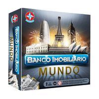 Jogo De Tabuleiro Estrela Banco Imobiliário Mundo