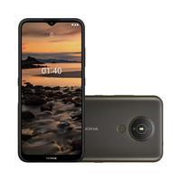 "Smartphone Nokia 1.4 Nk028, 64GB, 2GB Ram, 4G, Wi-fi, Dual Chip, Câm. Dupla + Selfie 5mp 6.5"" HD - Cinza"