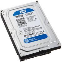 Hd Western Digital 500gb, Sata 6 Gb/s, 7200rpm - Wd5000azlx