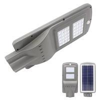 Solar Lamp Street 60w Branco Frio (p-zq60w) 50cm