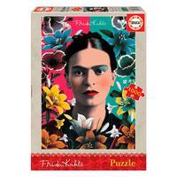 Puzzle 1000 Peças Frida Kahlo - Educa - Importado