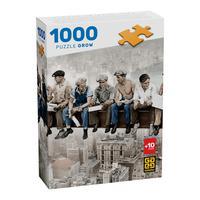 Puzzle 1000 Peças Almoço Em Nova York