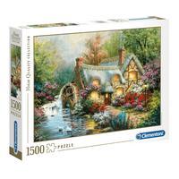 Puzzle 1500 Peças Casa No Campo - Clementoni - Importado