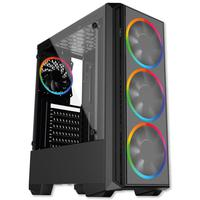 Pc Gamer Amd Athlon 3000g (placa De Vídeo Radeon Vega 3) 8gb Ddr4 Ssd 120gb Hd 1tb 500w Skill Cool