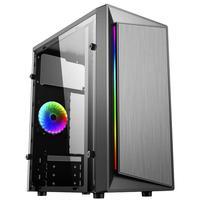 Pc Gamer Playnow Amd Ryzen 3 2200g 8gb Ddr4 2666mhz (placa De Vídeo Radeon Rx 550 4gb) Ssd 240gb 500w Skill