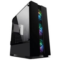 Pc Gamer Intel Geração 10, Core I3 10100f, Radeon Rx 550 4gb, 8gb Ddr4 3000mhz, Ssd 480gb, 500w 80 Plus, Skill Extreme