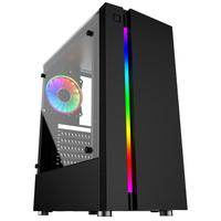 Pc Gamer Playnow Amd Athlon 3000g 8gb Ddr4 2666mhz (placa De Vídeo Radeon Vega 3) Hd 2tb 500w Skill