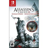 Assassins Creed Iii (3) Remastered - Switch