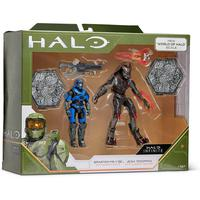 Halo - 2 Figuras - Spartan Mk V[b] + Jega ´rdomnai